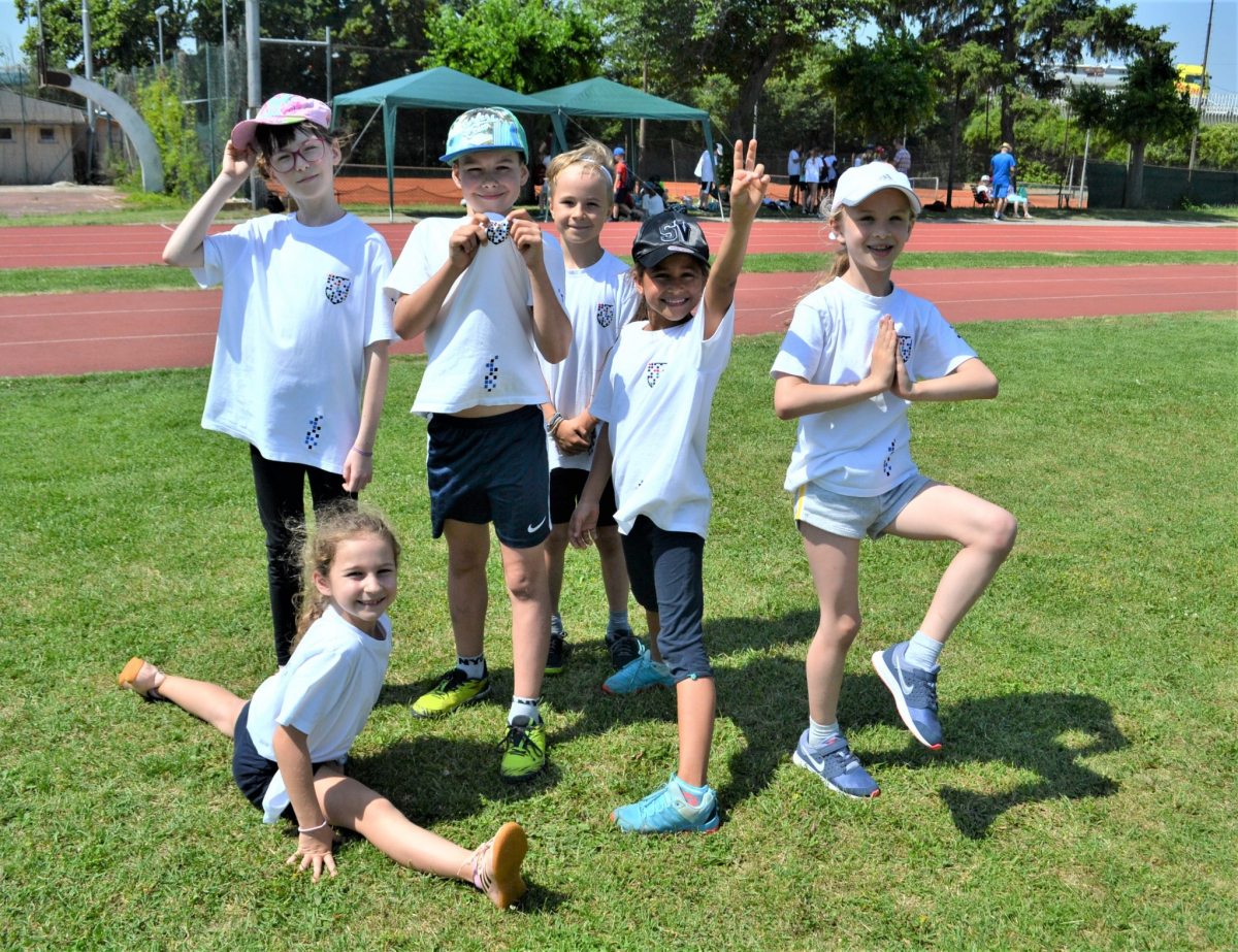 Sports day Primary 2019